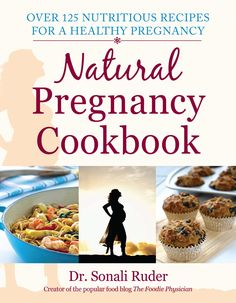 The Natural Pregnancy Cookbook ensures that both you and your baby get the nutrition you need, while still enjoying everything you eat. In The Natural Pregnancy Cookbook, physician, chef, and mother Dr. Sonali Ruder takes the guesswork out of planning a healthy diet and presents over 125 delicious, nutritious recipes to suit any taste or palate. It is the perfect resource for expectant mothers.