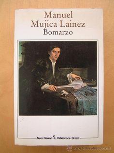 """M. Múgica Láinez: """"Bomarzo"""". Seix Barral."""