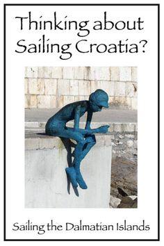 Croatia - Sailing the Dalmatian Islands - Trippin' Turpins #Dubrovnik #DalmationIslands #Lagoon42 #charteryacht #catamaran #Trogir #accommodation #thingstodo #insurance #Split-Dalmatia #Nečujam #Solta #Milna #Brač #Hvar #Pjaca #Vis #Komiza #Biševo #currency #cruisingtips #charteryacht #thingstodo #FortFortica #bluecave #accommodation #insurance Us Sailing, Sailing Catamaran, Visit Croatia, European Destination, Dalmatian, Great View, Travel With Kids, Travel Around The World, Old Town