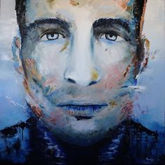 The Soldier, , Jc Trouboul Artist oil on canvas Modern Photography, Artistic Photography, Portrait Photography, Study Architecture, Spanish Artists, London Art, Abstract Art, Abstract Landscape, Contemporary Paintings