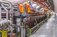 An ESA-led group subjected components and space equipment to the most intense beam of ultra-high energy heavy ions available – short of travelling into space – during a week-long visit to CERN, the European Organization for Nuclear Research.