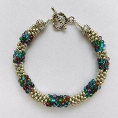 Kumihimo Beading Instructions | Kumihimo Round Braid Beaded Jewellery Tutorial - PrumihimoPrumihimo