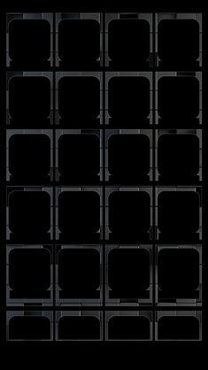 Emboss Shelf Iphone 5 Icon Wallpaper