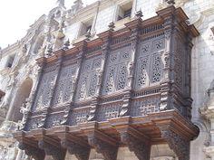 Rincones...: Lima: sus balcones coloniales