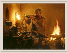The Refiner's Fire -  Lars Justinen
