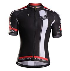 Pro cycling jersey for men