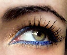 Certified Natural Eyeliner By Benecos in Blue
