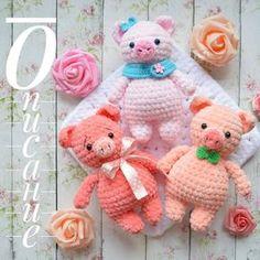 Baby Fashion Accessories Free Pattern Ideas For 2019 Crochet Pig, Crochet Patron, Crochet Gifts, Crochet Animals, Crochet Dolls, Embroidery Patterns Free, Embroidery Stitches, Crochet Patterns, Articles Pour Enfants