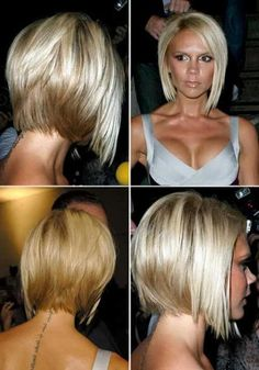 22.Inverted Bob Hairstyle