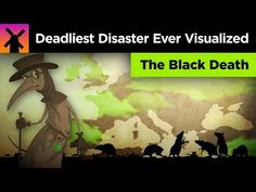 The Black Death: Worst Pandemic in History Visualized - YouTube