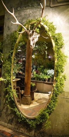 Awesome Indoor Plant Decoration Ideas to Provide Natural Comfort in Your Home . - Deko blumen Awesome Indoor Plant Decoration Ideas to Provide Natural Comfort in Your Home . The Secret Garden, Fleur Design, Decoration Plante, Home Decoration, Beautiful Decoration, Deco Nature, Nature Decor, Deco Floral, Home Look