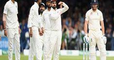 भारत और इंग्लैंड के बीच पांच टेस्ट मैच की सीरीज़ का तीसरा मैच शनिवार 8 अगस्त को खेला जाएगा। इंग्लैंड... After Hours, Coat, Jackets, Fashion, Down Jackets, Moda, Sewing Coat, Fashion Styles, Peacoats