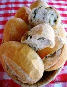 Recipes, bakery, everything related to cooking. Hungarian Cuisine, Hungarian Recipes, Hungarian Food, Challah, Bread Baking, Main Dishes, Bakery, Goodies, Rolls