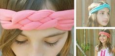 Celtic Knot Turbans! at VeryJane.com just $7.99 today ONLY!  Snaps...Hurry...Great Buy!...Yay!...Cute...Pink...Blue...Hair
