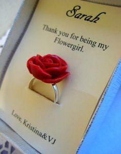 Idea for flower girl