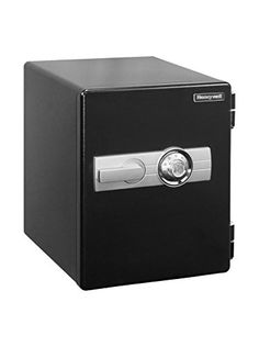 www.myhabit.com  Secure documents and valuables in this design that features 1-hour UL class 350 fire protection up to 1700°F/927°C, water-resistant cabinet and door design, pull-out storage tray, solid live lock bolts, double steel wall construction, and combination lock type