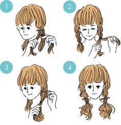 25 Absolutely Simple DIY Tips How To Style Your Hair In 3 Minutes