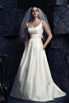 Paloma Blanca Wedding Dress Style 4069 Dress   OneWed