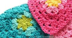 Magic Ring tutorial - make that inner ring disappear on your granny squares.