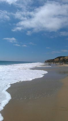 Crystal Cove beach Newport CA   A Fine Summer Day ~  Julie