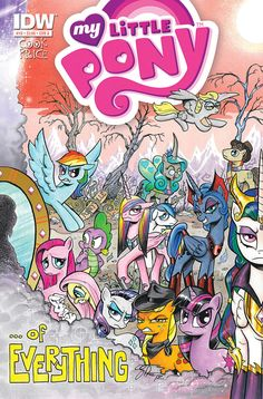 My little pony comic book subscription