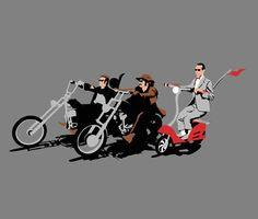 peewee rider. :: design