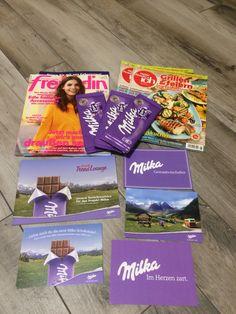 Testpaket Milka Alpenmilch von Freundin TrendLounge   #milka #produkttest #freundintrendlounge
