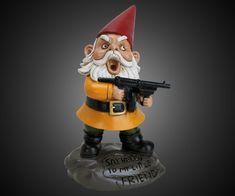 Scarface Garden Gnome – $16