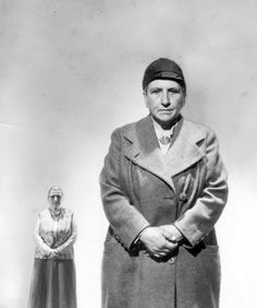 Gertrude Stein by Cecil Beaton - curious...