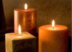 Voor de koude wintermaanden gezellig te maken, kaarsen van Paraffinesse, www.paraffinesse.com