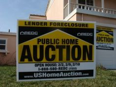 How to Find Foreclosure Homes to Buy