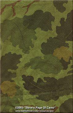 united states Mitchell Pattern (spring–summer) 1953-1975