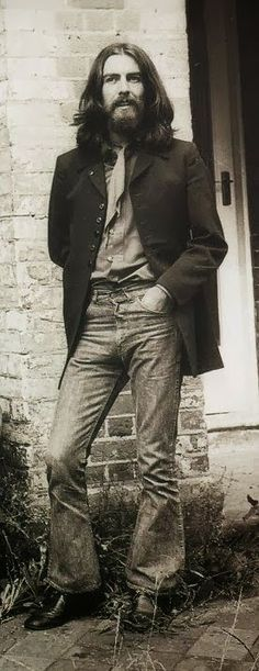 My Favorite Beatle....George Harrison May he Rest in Peace as he has FINALLY found GOD.