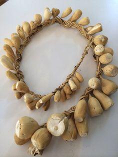 This dried timpsula, or prairie turnip, is braided in the traditional Lakota style from South Dakota. (Sean Sherman)