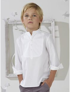 36e076d3a  39 Conjunto camisa bermudas niño 2 a 14 años - Bermudas a cuadros de hilo  tintado