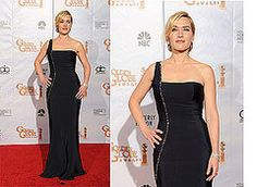 Kate Winslet at the Golden Globe 2010 #katewinslet