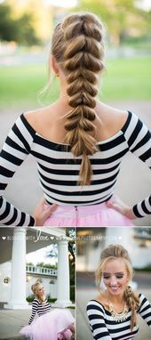 35 Funky Homecoming Hair Style Inspiration - All For Hairstyles Funky Hairstyles, Popular Hairstyles, Formal Hairstyles, Bride Hairstyles, Prom Hair Updo, Homecoming Hairstyles, Blonde Hair Shades, Makeup Inspiration, Style Inspiration