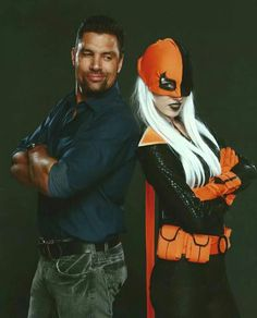 Deathstroke and Ravager MoreDeathstroke And Ravager