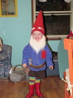 How-To: Gnome Costume | MAKE: Craft