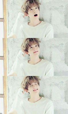 #beakhyun #byunbeakhyun #exo ne ha yaşıyomuyum ewet ewet biraz yaşıyorum aşık oldum mimiklerine yüzüne