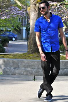 #BlackPant, #Collaboration, #EXPRESS, #PNW, #ShortSleeve, #Style, #Summer, #YaJoe  Check out more details at:  http://geek-q.com