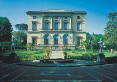 Grand Hotel Villa Cora  It was such a great hotel