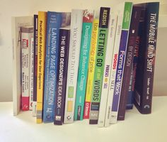 More Web Resources On Our Agency Bookshelf We Love Spending Time Researching And Innovating