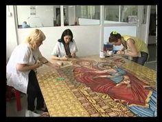 Byzantine Iconography - St. Archangel Michael 05/08 - YouTube