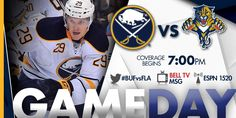 "Buffalo Sabres on Twitter: ""It's another #Sabres game day! Buffalo has a chance to get to .500 with a win. PREVIEW >> https://t.co/N6EXKlMwpg https://t.co/4uM8zwxZ16"""