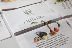Mixt Greens by Character — The Brand Identity