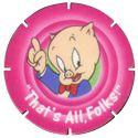 Tazos > Walkers > Looney Tunes 46-Porky-Pig.
