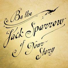 Captain Jack Sparrow (Johnny Depp) - Pirates Of The Caribbean Captain Jack Sparrow, Jack Sparrow Quotes, Pirate Quotes, Quotes To Live By, Life Quotes, Story Quotes, Johny Depp, Pirate Life, Disney Quotes