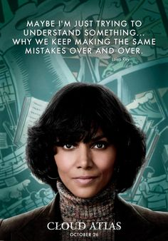 Character poster from Cloud Atlas  (2012)