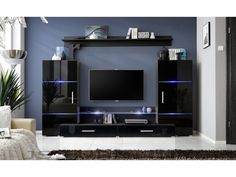 merida 2 | modern wall units, living room wall units and modern wall